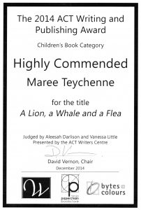 ACT 2014 BOOK AWARD